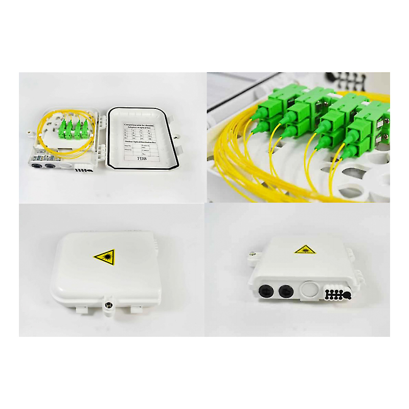 FIBER OPTIC TERMINAL BOX TWN-FODB07