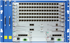 PON optical network equipment/ End to end PON solutions including High quality OLTs, ONTs, and EDFAs